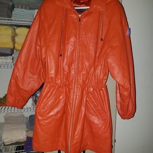 Wilson's Leather Limited Edition Leather Coat